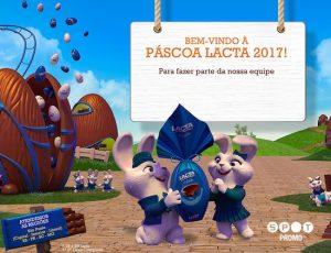 LACTA abre mais de 2,6 mil vagas temporárias na Páscoa