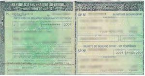 Consulta status de entrega do CRLV de novo Licenciamento