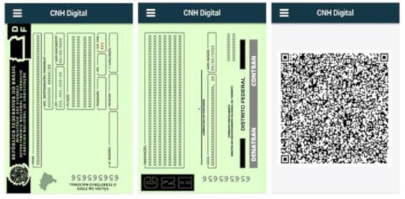 CNH Digital facilita a renovação da carteira nacional de habilitação em Sorocaba, documento é atualizado automaticamente no APP.