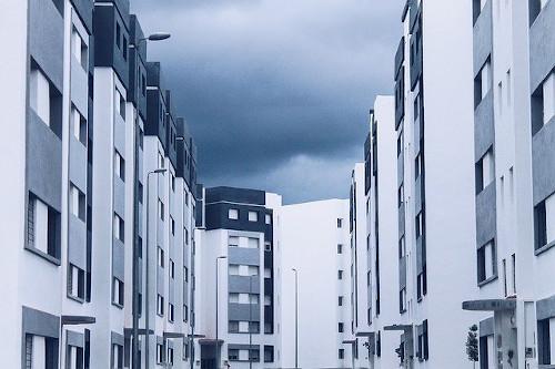 Apartamentos populares